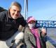 Finalizó el segundo curso de 2021 de la Escuela de Pesca para Niños del Club de Pescadores